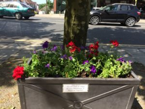 High Road Planter